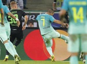Barçayı Arda uyandırdı!