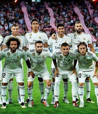 Zinedine Zidane Galatasaray maçı öncesi planını yaptı
