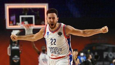 Son dakika spor haberi: Final-Four'un en değerlisi Anadolu Efes'in yıldızı Micic