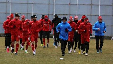 Sivasspor Trabzonspor maçına hazırlanıyor!