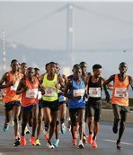 Vodafone 40'ıncı İstanbul Maratonu'nda birinciler belli oldu