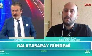 """Flaş sözler! """"Galatasaray bir şekilde Diagne'den kurtulacak"""""""