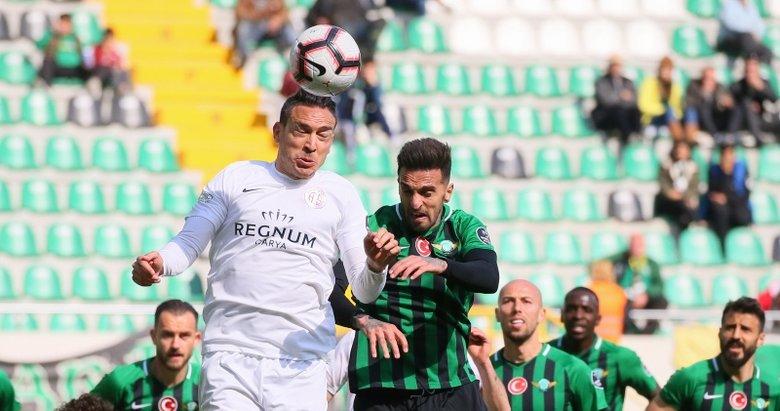 Akhisarspor 2-1 Antalyaspor 20 Nisan 2019