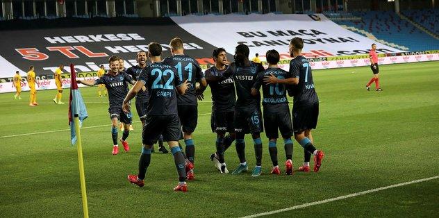 Trabzonspor'un corona virüsü testleri negatif çıktı