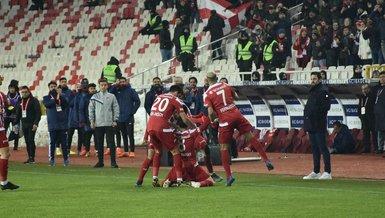 Sivasspor 1-0 Alanyaspor | MAÇ SONUCU