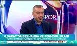 Belhanda ve Feghouli G.Saray'dan ayrılacak mı? Canlı yayında açıkladı