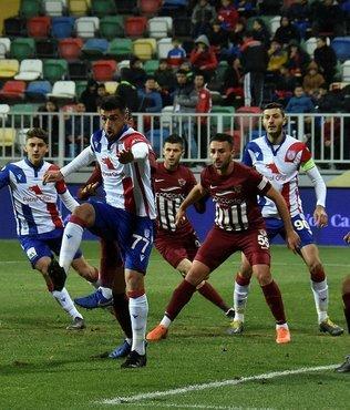 Altınordu - Hatayspor: 2-2 | MAÇ SONUCU