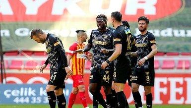 Son dakika spor haberleri: Göztepe Süper Lig'de 3 maçtır galibiyete hasret!