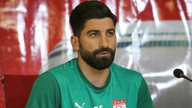 Sivassporlu Muammer Yıldırım: Kazanarak tur atlamak istiyoruz