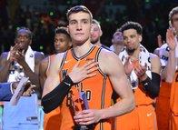 All-Star'a Bogdanovic damga vurdu