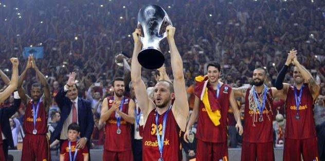 Galatasaray Eurocup'ta D Grubu'nda
