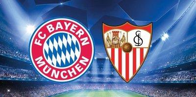 Bayern Münih - Sevilla | CANLI