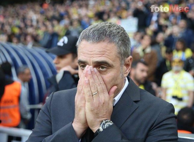 Fenerbahçe'de beklenen oldu! Ersun Yanal...