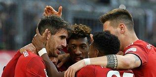 Almanya Bunesliga'da Bayern Münih şampiyon!