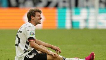 Almanya'da Müller yok