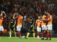 Galatasaray'ın istatistikleri göz kamaştırıyor