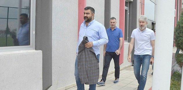 Eskişehirspor Ümit Özat ile anlaşamadı