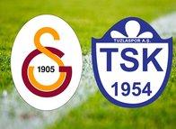 İşte Galatasaray-Tuzlaspor muhtemel 11'leri!