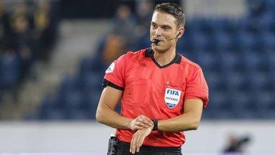 Son dakika spor haberi: Galatasaray-St. Johnstone maçının hakemi İsviçreli Sandro Scharer oldu