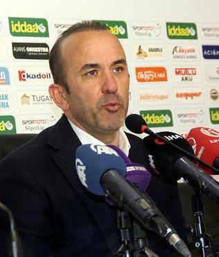 """Mehmet Özdilek: """"Bursaspor maçıyla çıkışımızı devam ettirmek istiyoruz"""""""