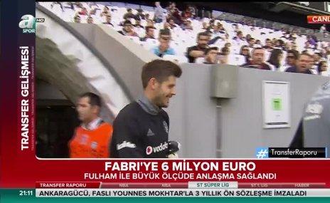İngiliz ekibinden Fabri'ye 6 milyon euro