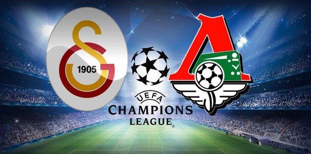 Galatasaray - Lokomotiv Moskova maçı öncesi yayıncı krizi!