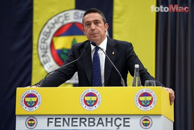 Fenerbahçe Başkanı Ali Koç sözlerini işte böyle yuttu! Emre Belözoğlu...