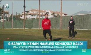 Galatasaray'a Kenan Karaman'dan kötü haber!