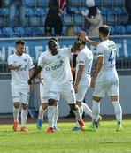 Kasımpaşa'dan 3 gollü galibiyet!