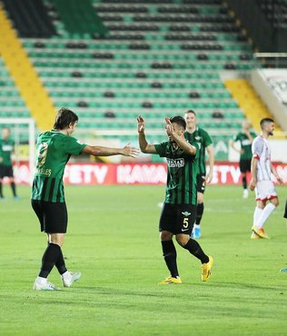 Akhisarspor yeniden Süper Lig yarışına girdi!
