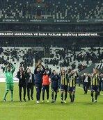 Dolmabahçe'de 2 devre 2 ayrı maç!