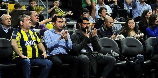 Volkan ve Bogdan desteği