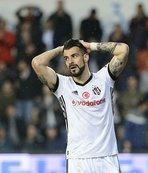 Beşiktaş'ta Vagner Love ve Negredo kararı