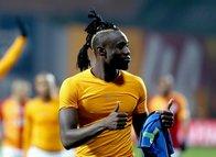 Galatasaray taraftarından Diagne'ye destek