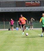 Galatasaray günü çift antrenmanla tamamladı