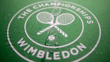 Son dakika spor haberi: Wimbledon teklerde hem kadınlarda hem de erkeklerde finalin adı belli oldu