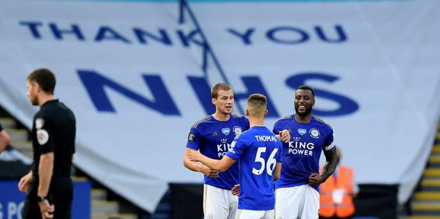Leicester City 2-0 Sheffield United   MAÇ SONUCU