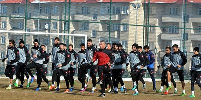 BB. Erzurumspor, Manisa'ya hazır