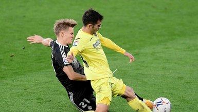 Villarreal Real Madrid: 1-1 (MAÇ SONUCU - ÖZET)