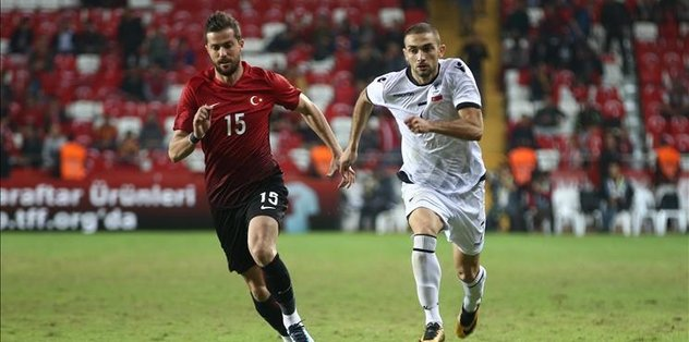 Albania defeat Turkey 3-2 in friendly