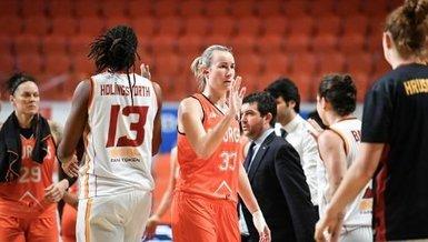 Galatasaray Bourges Basket 75-65 (MAÇ SONUCU - ÖZET)