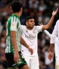 Real Madrid sahasında berabere kaldı