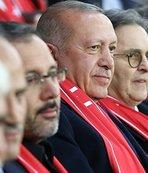 Başkan Erdoğan Yeni Eskişehir Stadyumu'nda