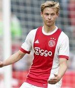 Barcelona, Ajax'ın genç yeteneğinin peşinde
