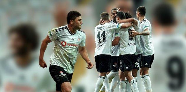 Beşiktaş 3-2 Kasımpaşa | MAÇ SONUCU - Futbol -