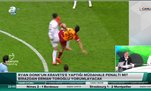 """Erman Toroğlu: """"Hakem Emre'ye kırmızı kart veremez çünkü..."""""""