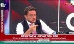 Beşiktaş'a Hırvat sol bek
