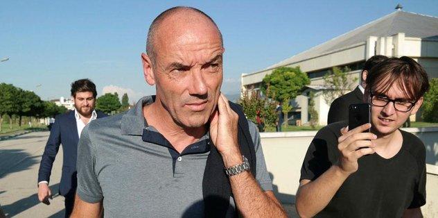 Paul Le Guen Bursaspor'da!