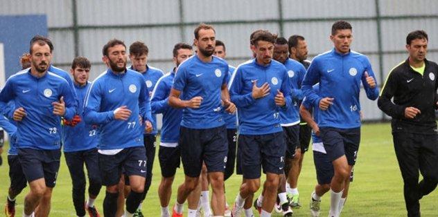 Çaykur Rizespor'da yeni sezon hazırlıkları