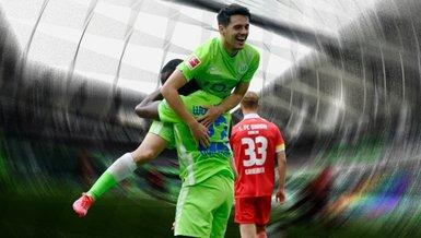 Wolfsburg-Union Berlin: 3-0 (MAÇ SONUCU-ÖZET)